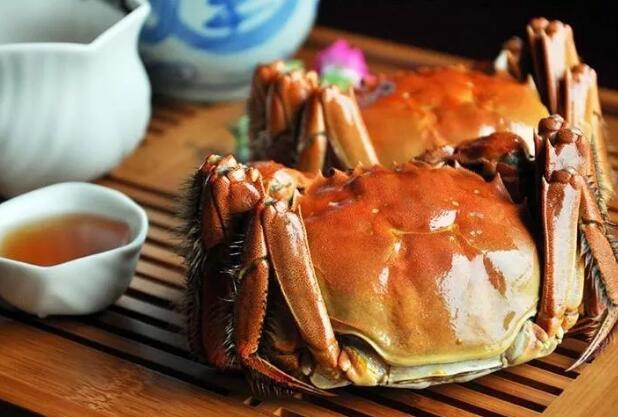 听说经常吃大闸蟹的人,更容易瘦?不知道是真是假呢?