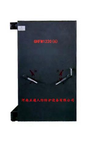 钢结构单扇防护密闭门