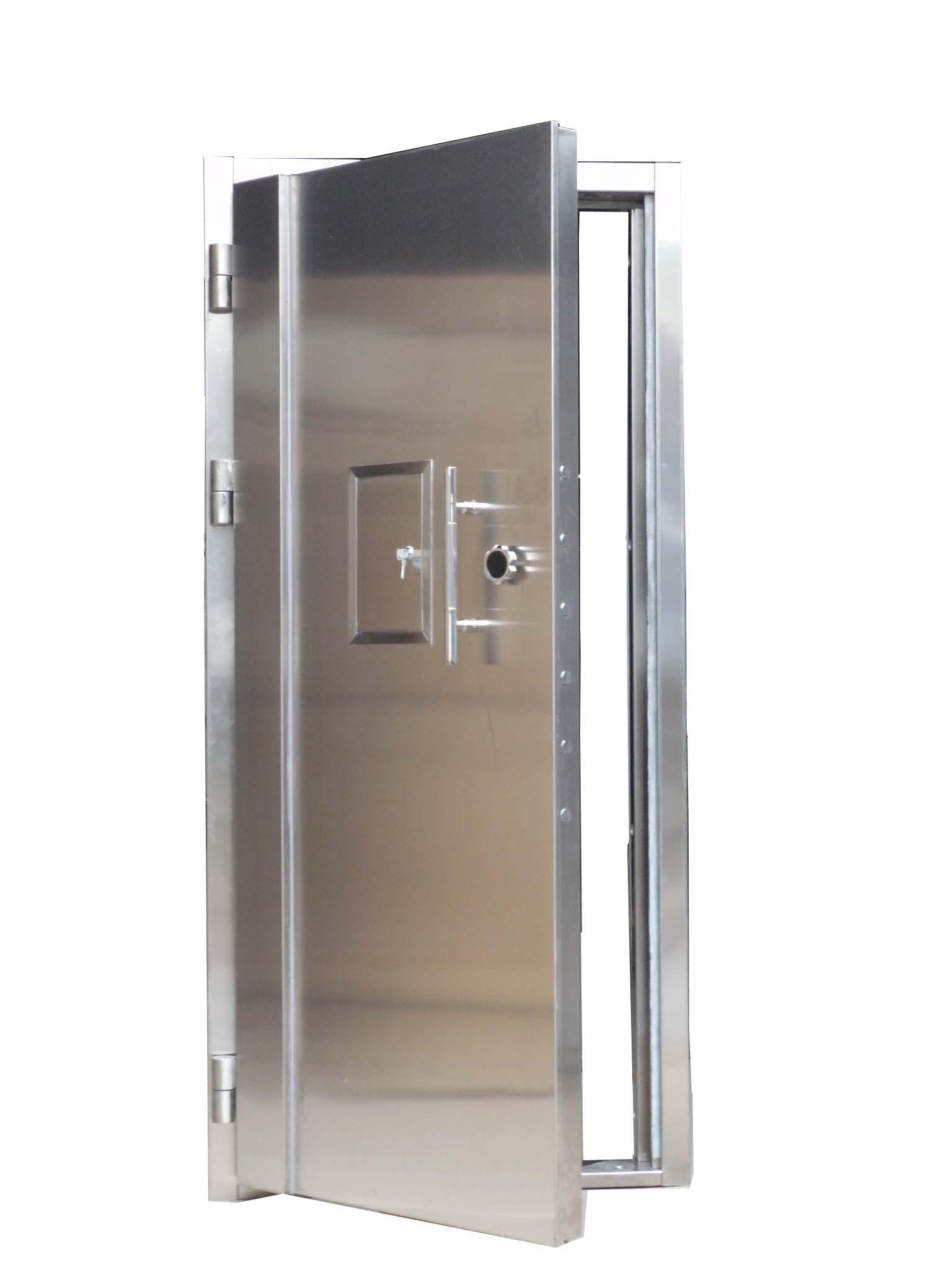 人防防护门封堵板的作用及特点