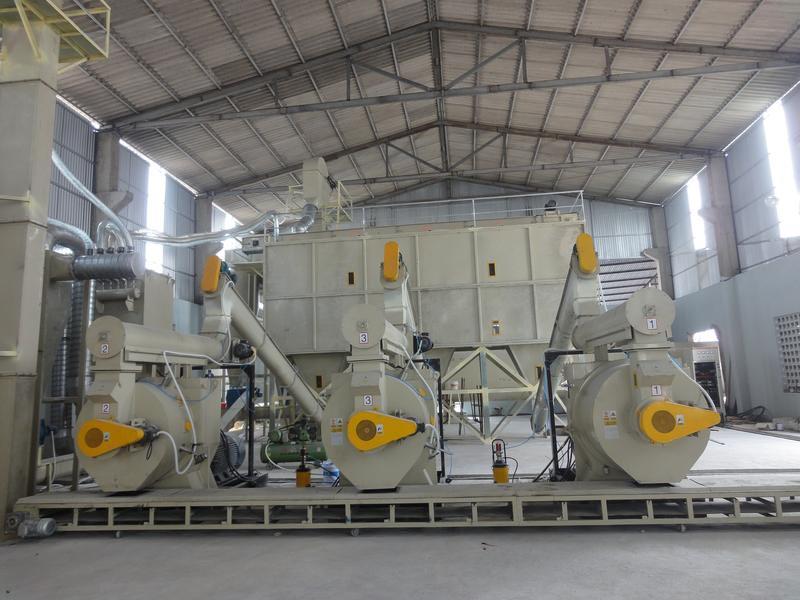 成都生物燃料厂房设备