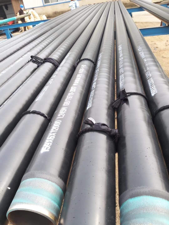 加强级3PE防腐管线管