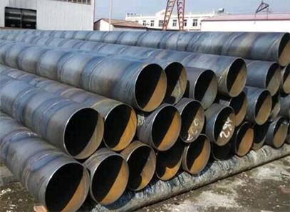 小编给你带来四川螺旋钢管行业的价格走向