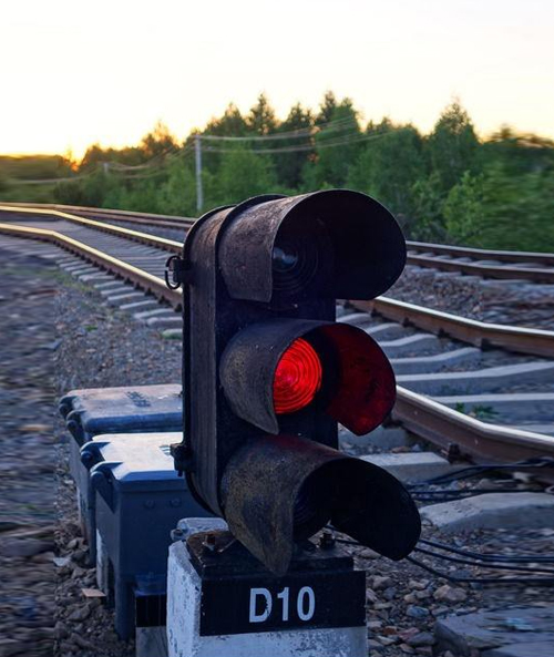 鐵路信號燈