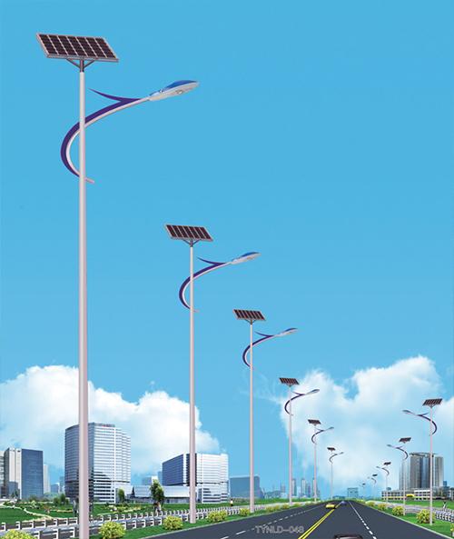 節能太陽能路燈