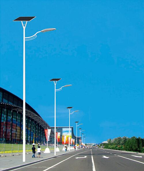 太陽能道路燈