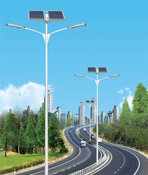 蘭州太陽能路燈廠家告訴你LED太陽能路燈的優勢有哪些