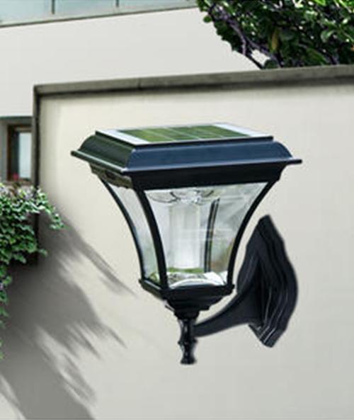 太陽能墻壁燈