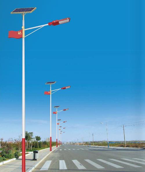 戶外太陽能路燈