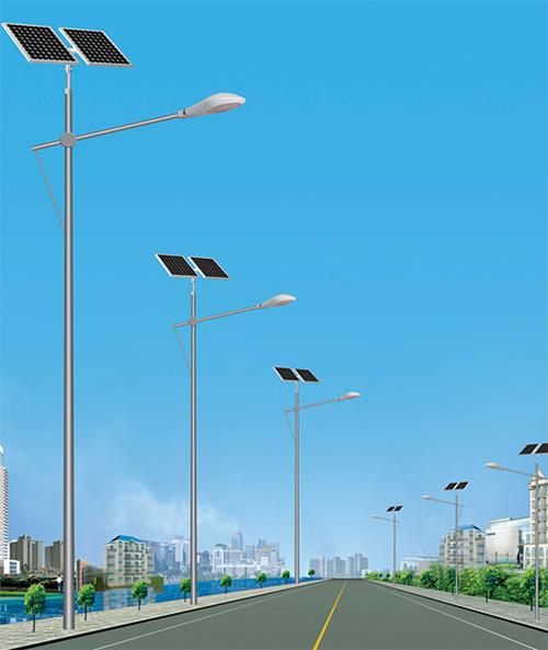 led太陽能路燈安裝
