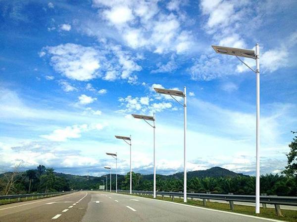 太陽能路燈注意事項