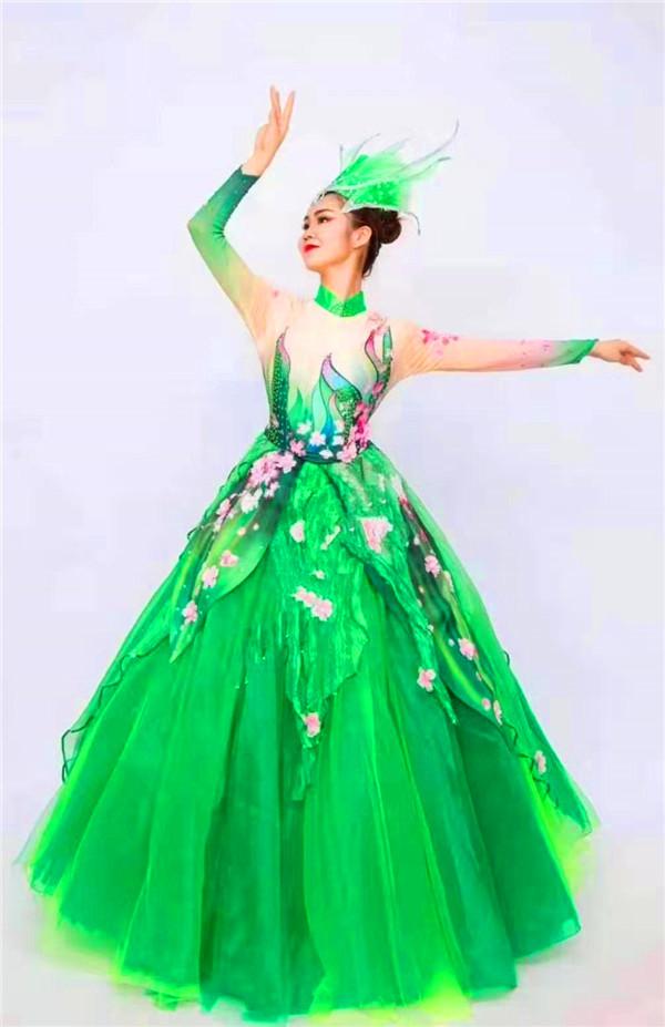 银川舞蹈裙租赁