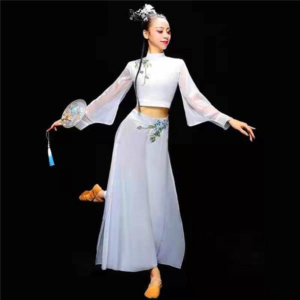 银川古典舞服装
