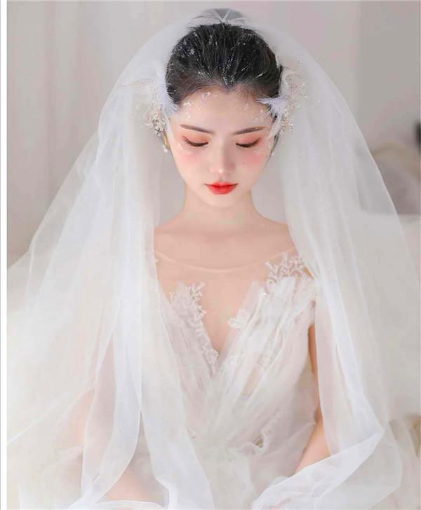 银川新娘化妆