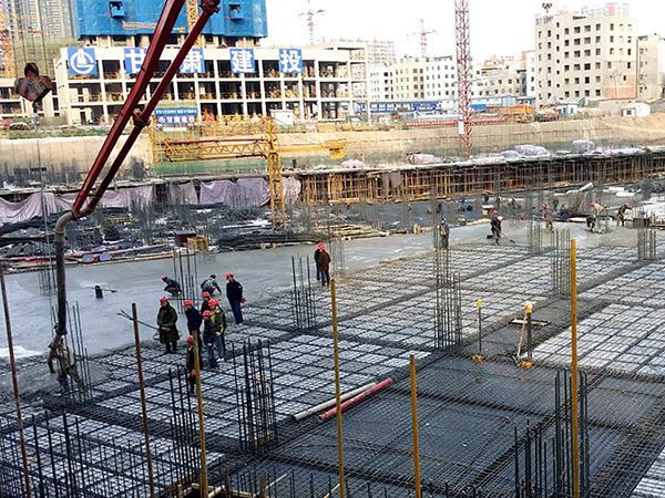 空心楼盖工程施工,现浇混凝土要符合要求
