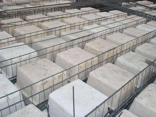 免拆密肋楼盖工程施工基本原理及生产流程