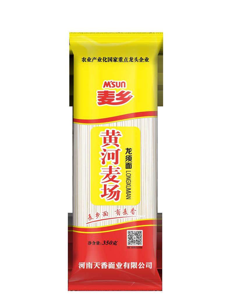 黄河麦场龙须