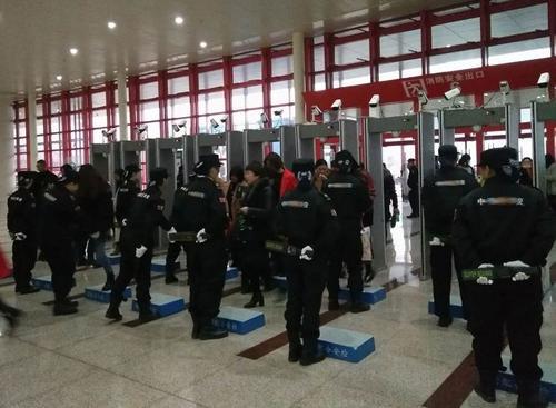 机场车站安保 内蒙古临时勤务