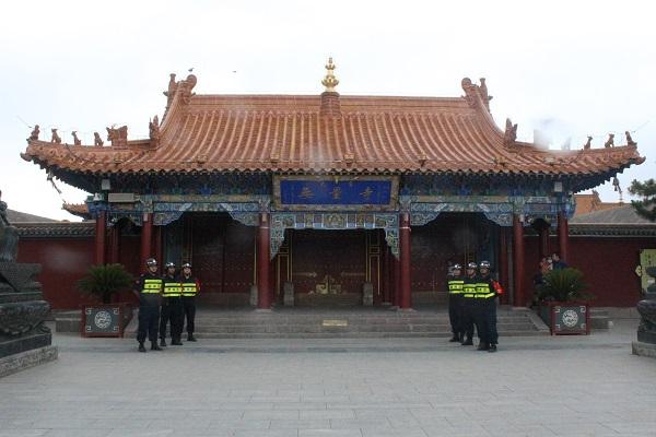 蒙威卫合作内蒙古保安公司加盟业务
