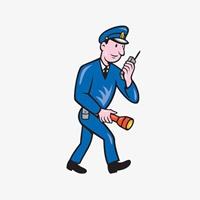 保安人员在门岗执勤时需要注意哪些问题?