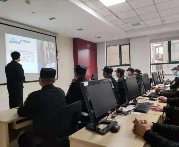 加强银行保安培训 提升保安队伍素质