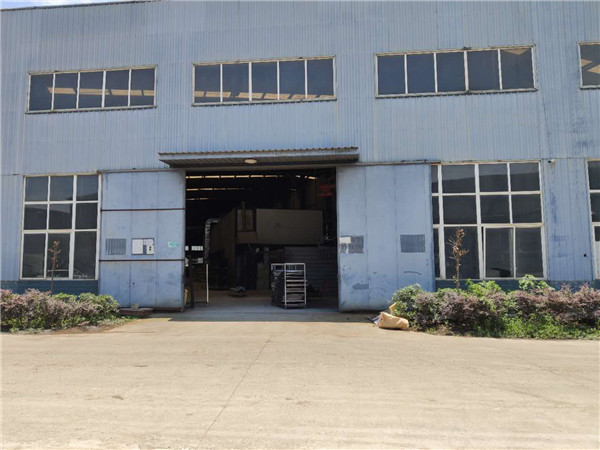 河南纳瑞森建材厂房展示
