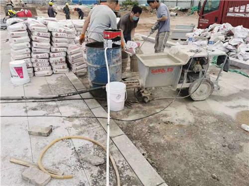 河南泵送水泥基厚层自流平