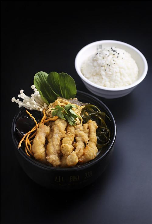 小陶气砂锅酥肉