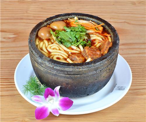 原味砂锅土豆粉