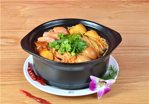 郑州砂锅加盟
