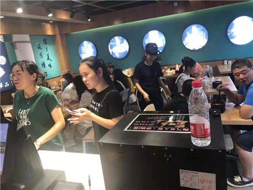 小淘气餐饮南阳市第九家店试营业啦!