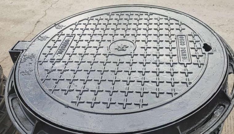 路安市政设施球墨铸铁井盖作用以及特点介绍