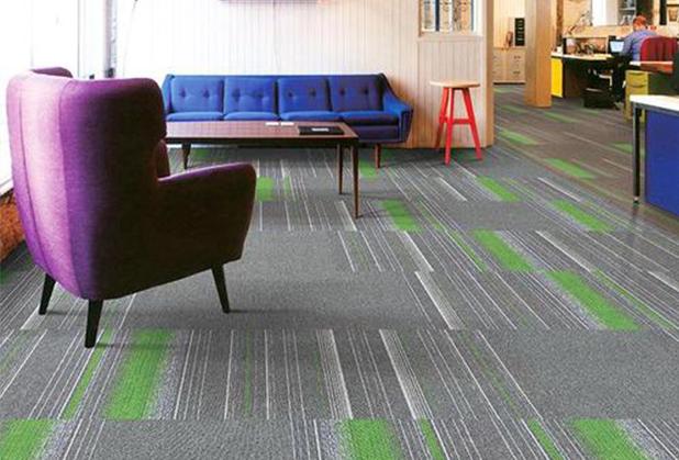 四川方块地毯设计