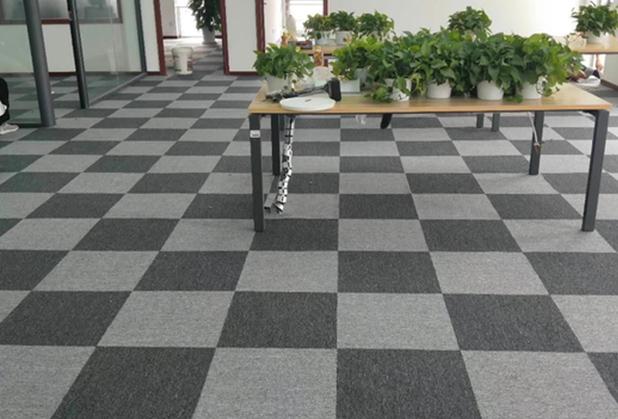 成都办公室方块地毯