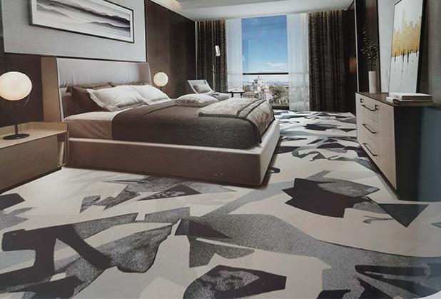 成都酒店印花地毯