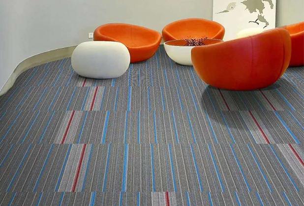 四川办公室方块地毯定制