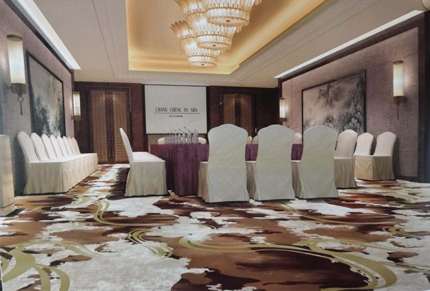 成都印花地毯