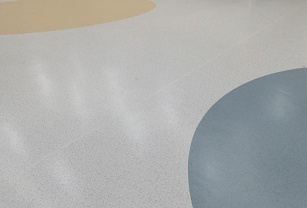 成都pvc地胶定制成功案例:春熙路猫小院餐厅商用地板