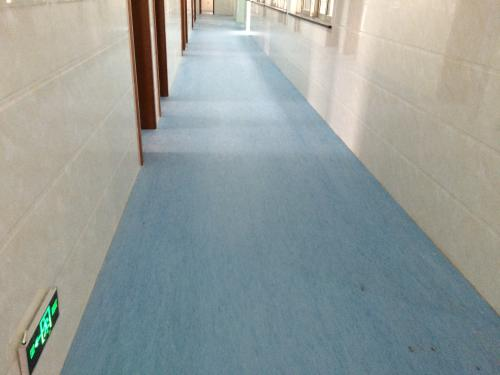 成都PVC地膠地板的清潔與保養