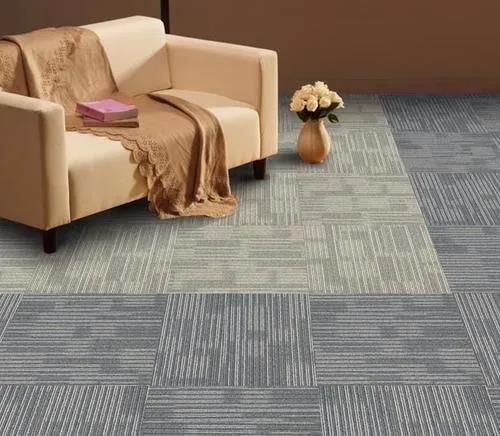 辦公室鋪裝四川方塊地毯好嗎?