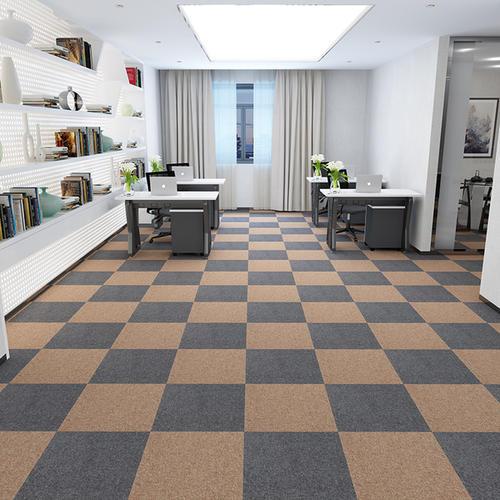 成都方块地毯厂家怎么选择?方块毯详解