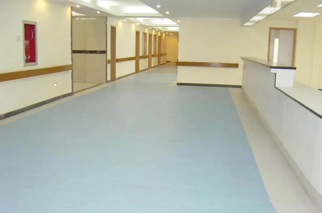 成都PVC地板廠家告訴你施工方案及施工流程