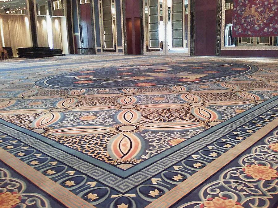 成都酒店地毯