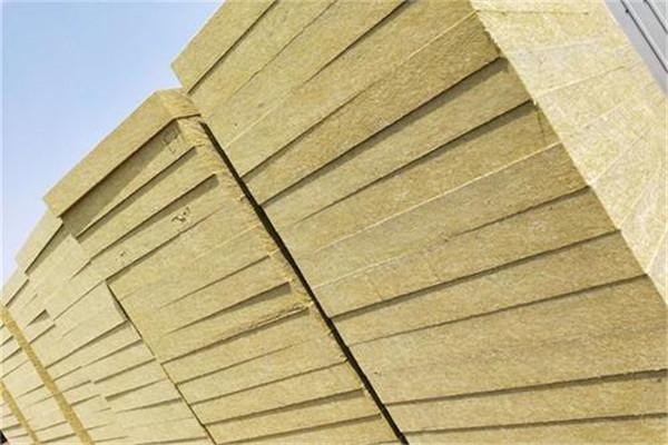呼市岩棉板为什么能成为保温板的主力军之一?