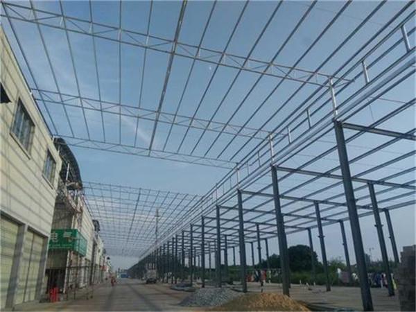 内蒙古钢构工程施工