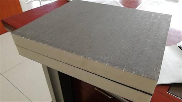 彩钢夹芯板和呼市复合板有区别吗?
