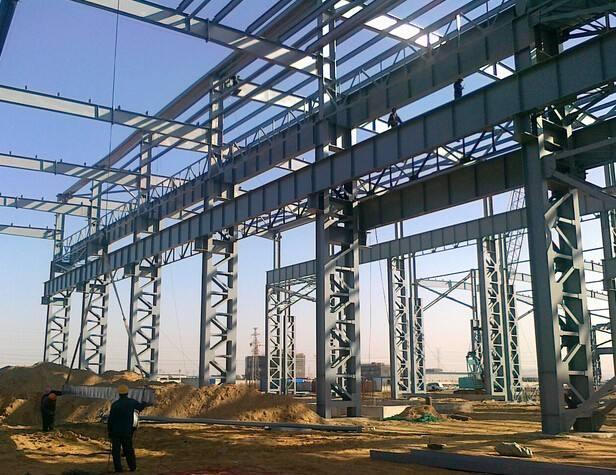 呼市钢构工程