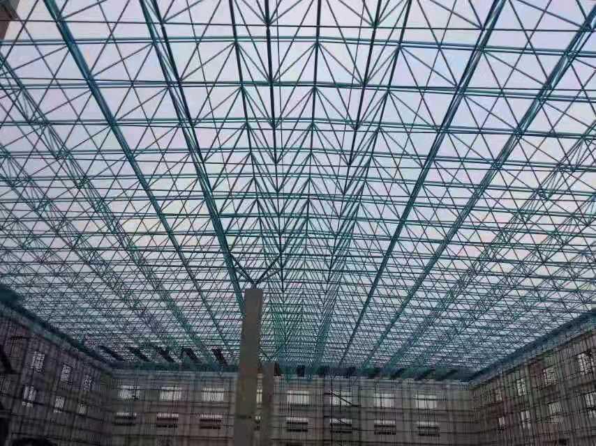 呼市钢构工程施工