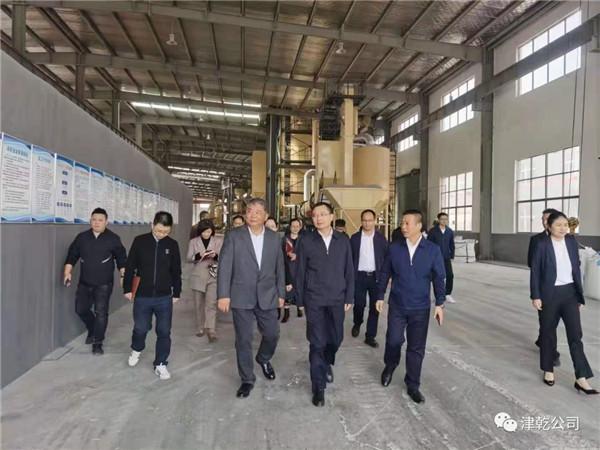 信陽市津乾機械設備制造有限公司客戶——浙江法萊利建筑材料有限公司