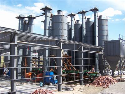信陽珍珠巖礦砂生產線設備