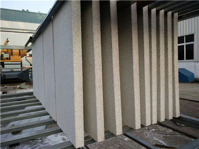 新型雨燕直播足球岩保温板出产线设备